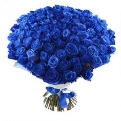 "Доставка ""101 синяя роза"" в Мытищи"